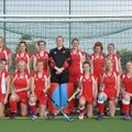 Marlow Ladies' 3s 3 - 3 Windsor Ladies' 1s