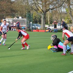 Ladies' 1s v Eastcote Nov 26th 2016