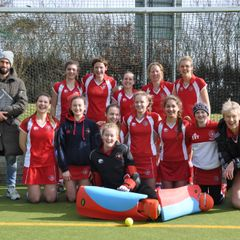 Ladies'1s 3-1 win over Wycombe March 4th