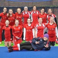 Ladies' 4s v Aylesbury January 20th