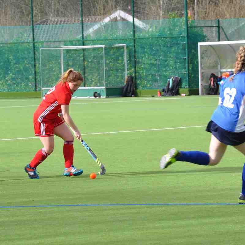 Ladies' 2s v Oxford