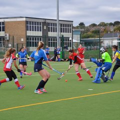 Ladies' 4s v  Oxford 5s Oct 27th