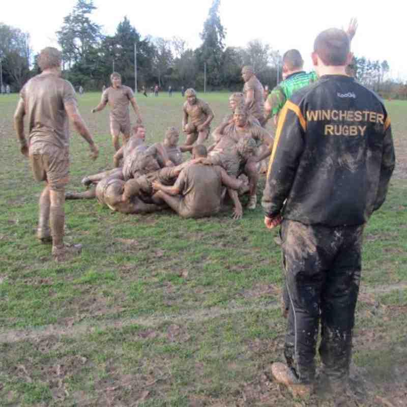 1st XV v Alton, 26 Feb 2011