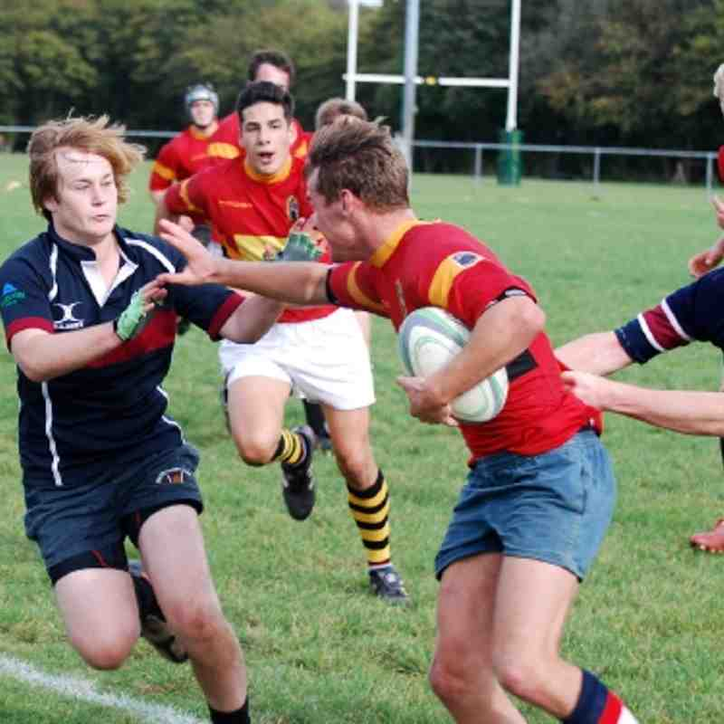 Colts v Vectis, 9 Oct 2011