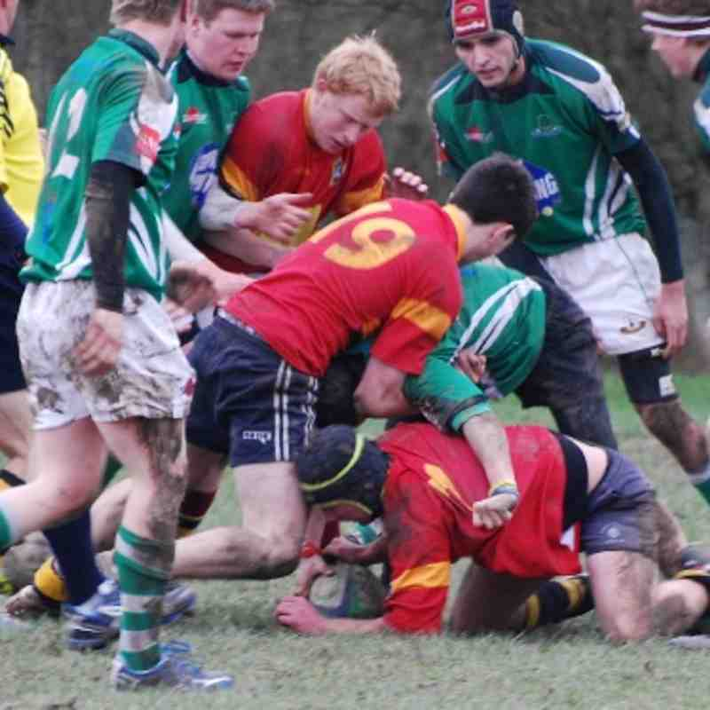 Colts v Salisbury, 29 Jan 2012