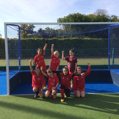 U10 Girls at Reading