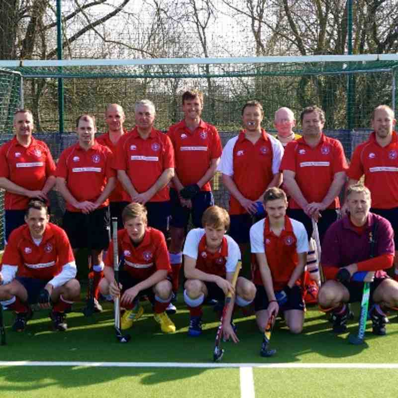 Men's 5s: Team Photo