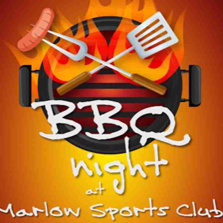 Club Supper / BBQ Night