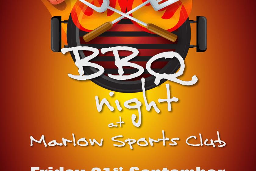 BBQ Night - Friday 21st September