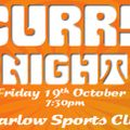 MSC Curry Night