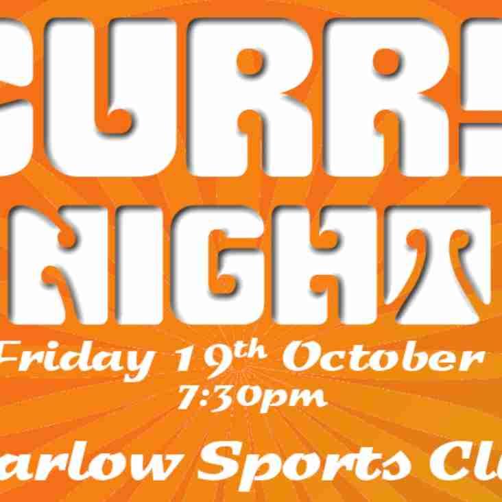 MSC Curry Night