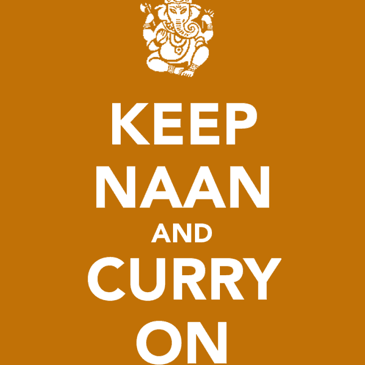 Friday Night Curry - 18th January
