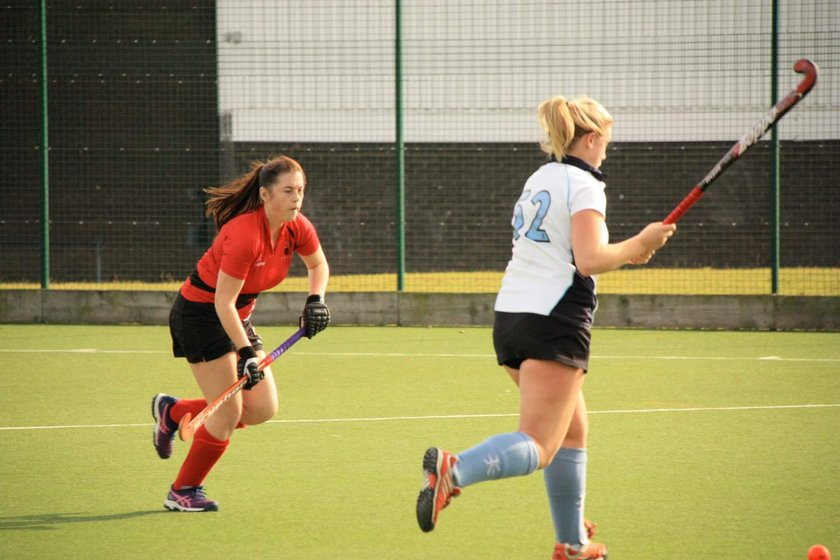 Luton's Own Ella Dagnall Selected in Hockey for Heroes Squad for 2017!