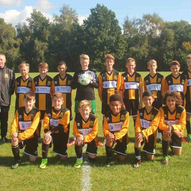U13 - 2016/17 season