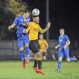 Three Bridges 1sts   2-1  Crawley Down Gatwick
