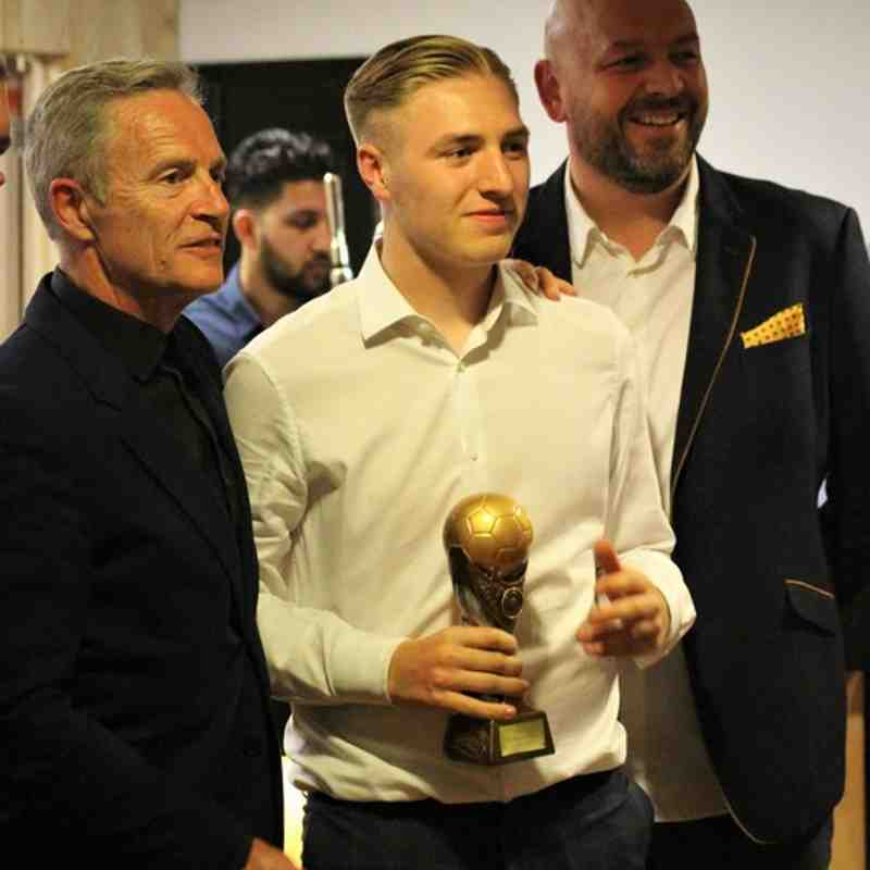Charlie Weller - U18 Players' Player