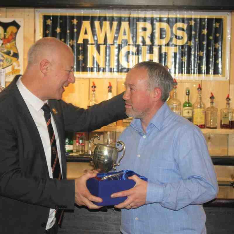 Simon Rollings - Tom Gorringe Award