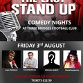 Comedy Night - 3rd August