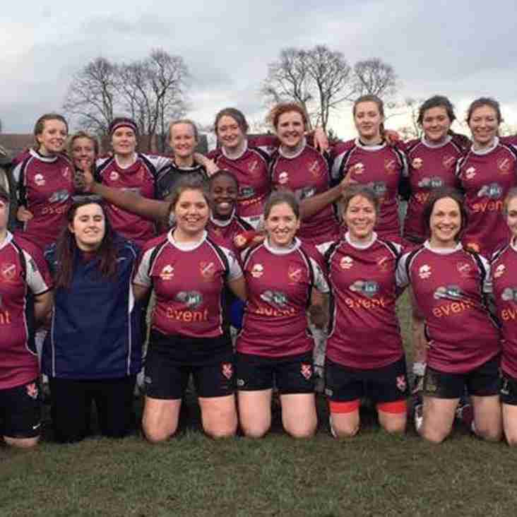 SCRFC Salamanders celebrate International Women's Day