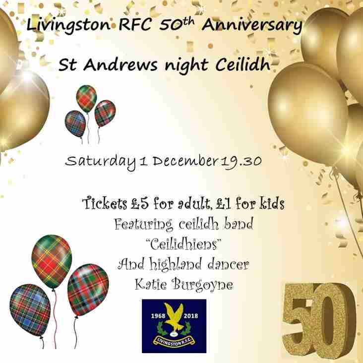 St Andrews Night Ceilidh