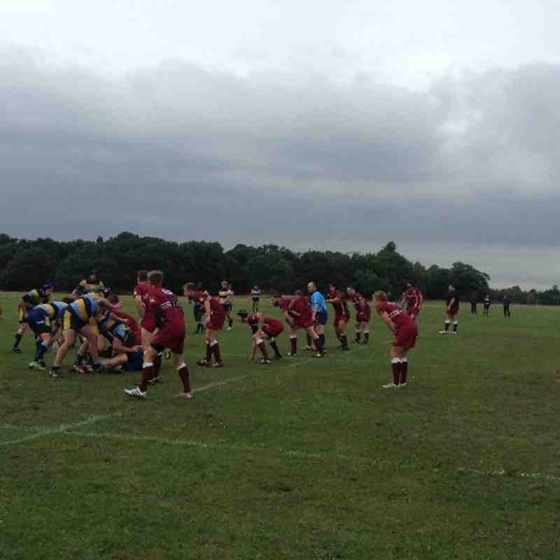 A&C 2nds vs Feltham