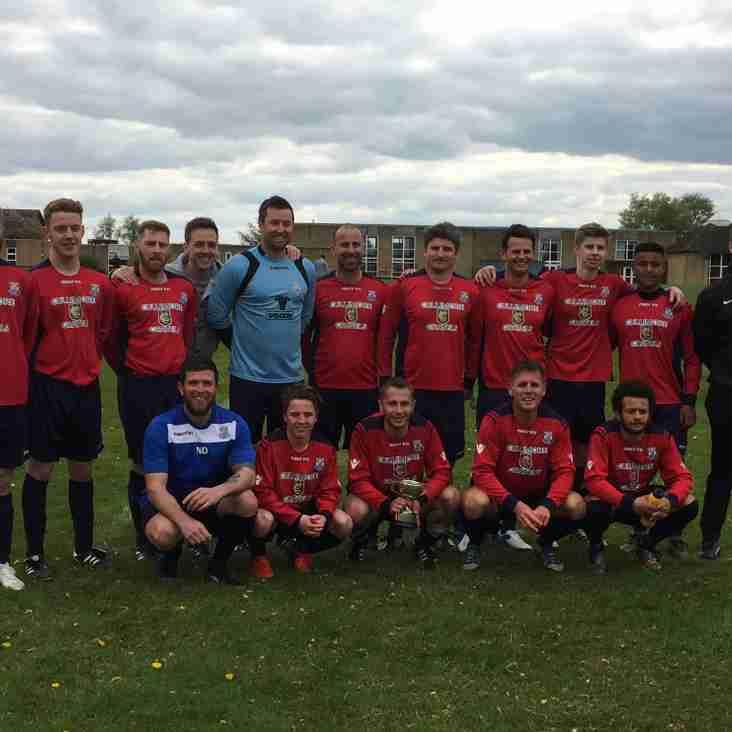 Tavs Reserves enjoy 1st friendly of the season