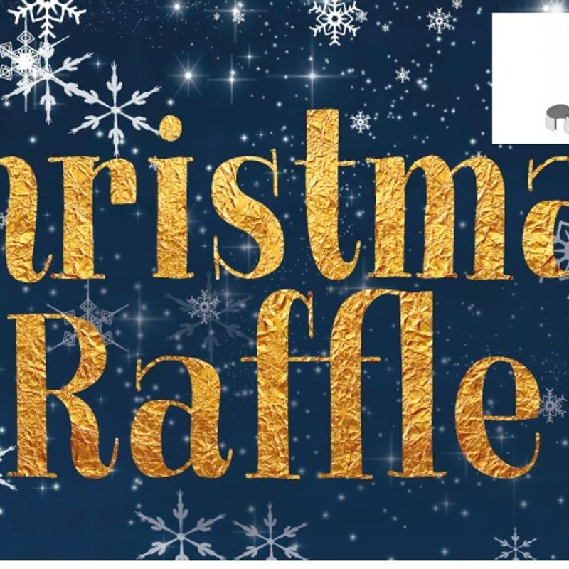 Taverners FC Christmas Raffle this Saturday Night! (16th Dec)