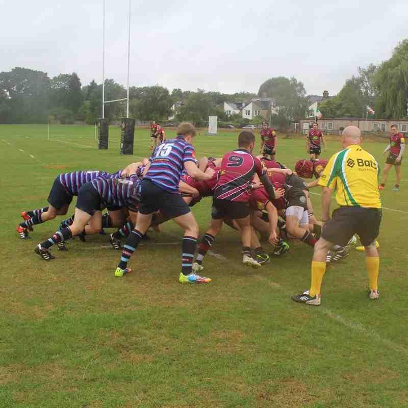 KCHRFC V Cranbrook RFC