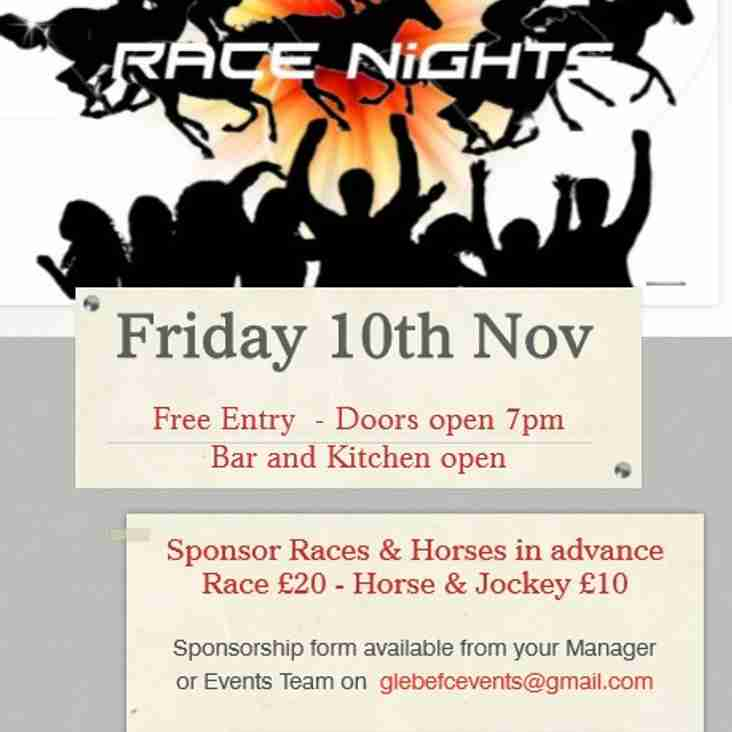 Family Race Night