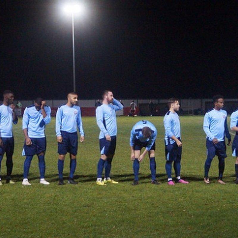 Tunbridge Wells FC v Glebe Photos