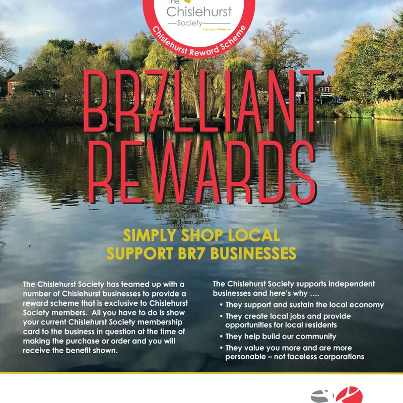Chislehurst Rewards Scheme