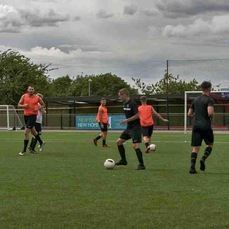 Keyworth United 1-0 Eastwood CFC Development
