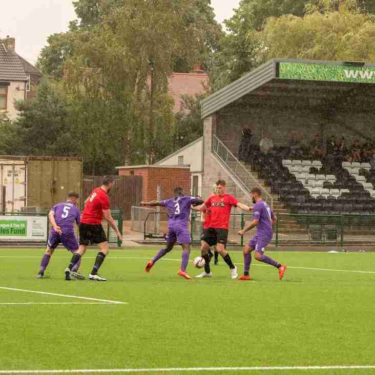 Eastwood CFC U21 8-2 Blidworth Welfare U21