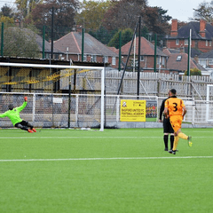 Basford United U19 vs Eastwood CFC U19