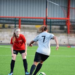 Eastwood CFC Ladies U21 vs Tresham College Ladies U21