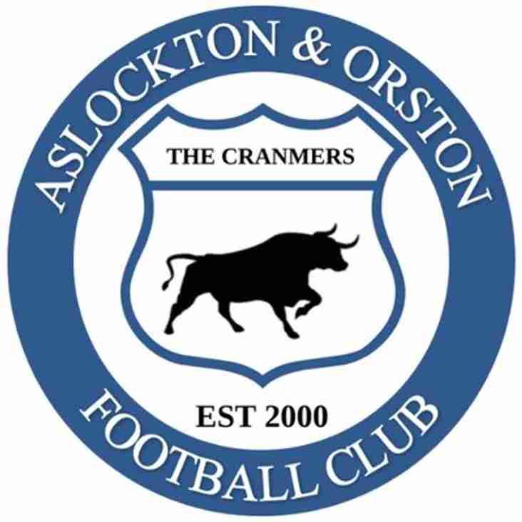 Eastwood CFC Development vs Aslockton & Orston