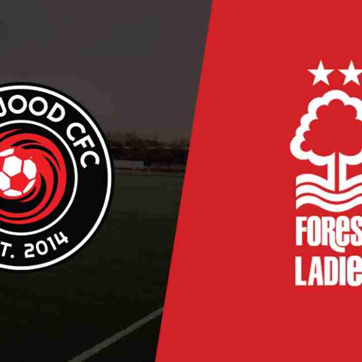 Nottingham Forest LFC vs Blackburn Rovers LFC