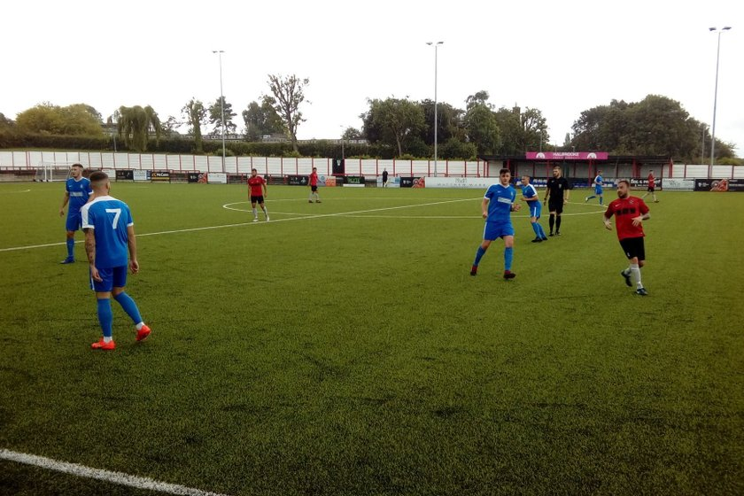 Eastwood CFC 3-2 South Normanton Athletic
