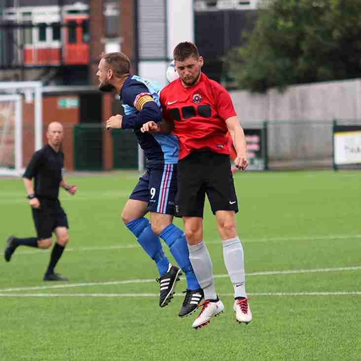 Eastwood CFC 6-1 Gresley FC