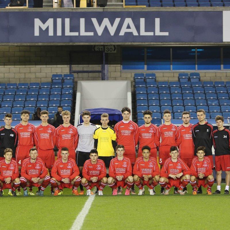 Felixstowe & Walton United 0 - 0 Woodbridge Town