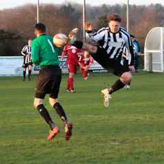 WOODBRIDGE TOWN RES 1 HADLEIGH TOWN RES 3