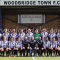 Woodbridge Town Football Club vs. Stowmarket Town