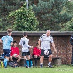 Woodbridge Town U16s1 - 5Stanway Rovers U16s