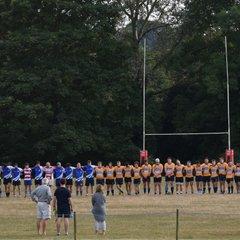 U21 v Haslemere - Thu  1 Sep 2016