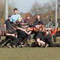Heaton Moor RUFC vs. Warrington