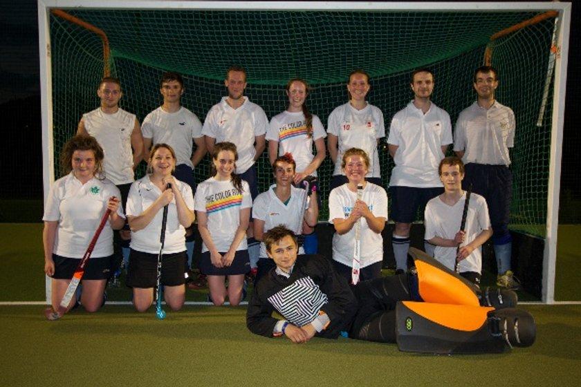 Summer Mixed XI beat Ashford Hockey Club Mixed XI 2 - 6