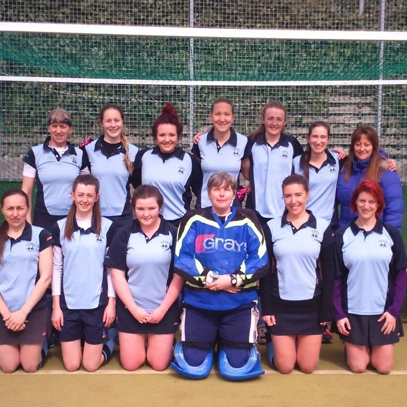 Ladies 1's beat Brighton and Hove Ladies 3's 0 - 1