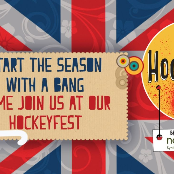 Try Hockey! South Saxons #HockeyFest and #IAmTeamGB community event<