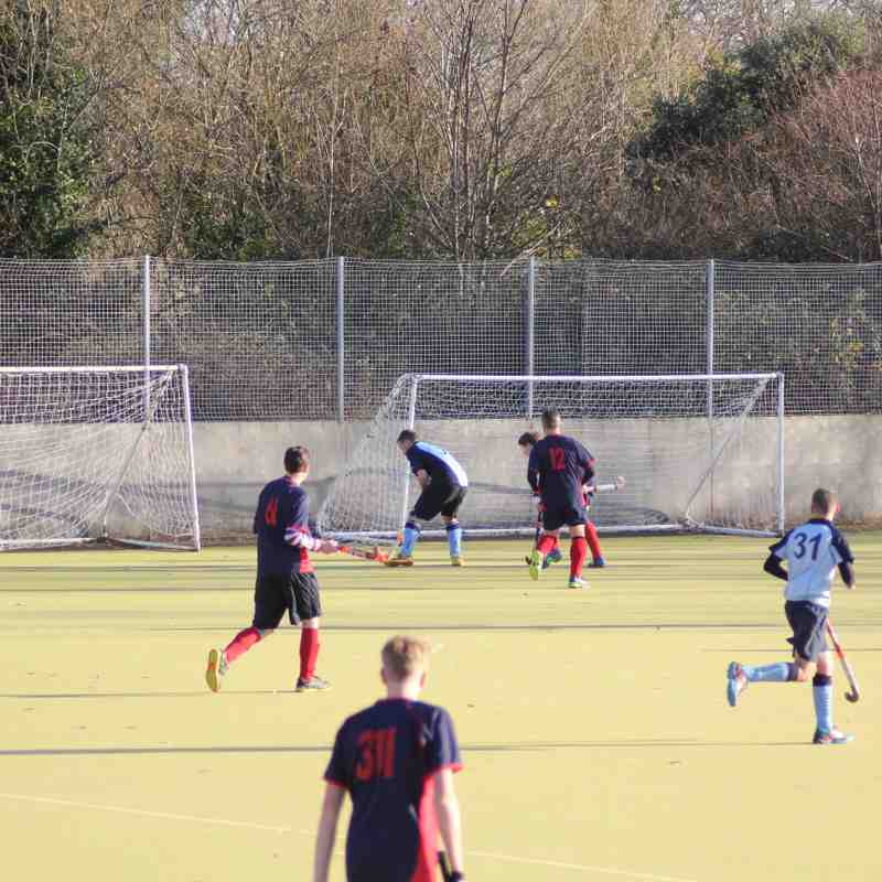 2016-12-03 Men's 2's v's Brighton Rocks Photo Album