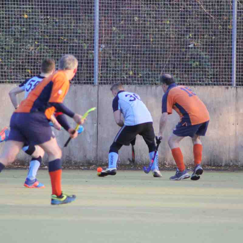 2016-12-03 Mens 3's v's Crowborough 3's Photo Album